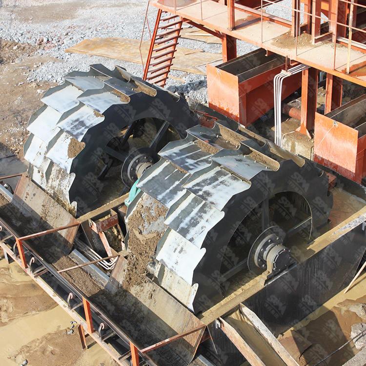 洗砂机 石英砂岩洗砂设备 螺旋洗砂机安装角度有要求 上海移动式洗砂机厂家
