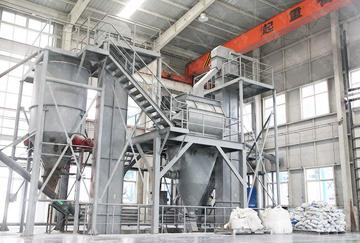 山西年产3万吨水泥磨粉线