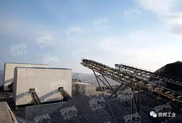 【EPC项目】舟山时产1500-1800吨凝灰岩破碎生产线